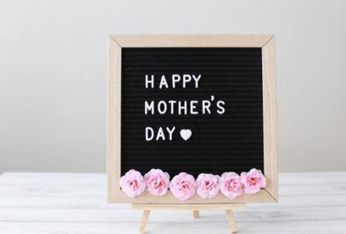 母の日メッセージ 実母