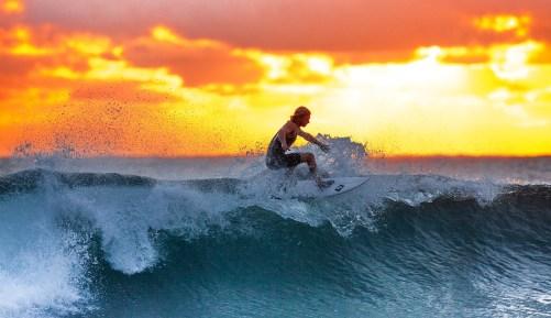 オリンピック サーフィン 波なかったら