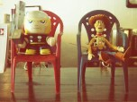 Little Thor and Woody