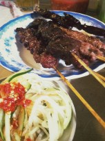 Pork BBQ and other grilled meat - Russian Market