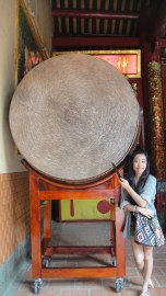 The big gong!