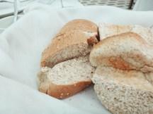 Whole Wheat Sesame Bread