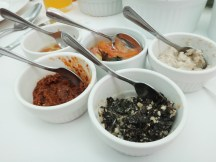 Dips and Toppings