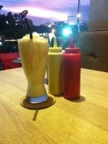 Salted Caramel Shake, Php 180.00