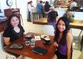 Coffee hits with Ate Gianne <3