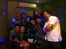 Despedida with 2nd family - CorpComm
