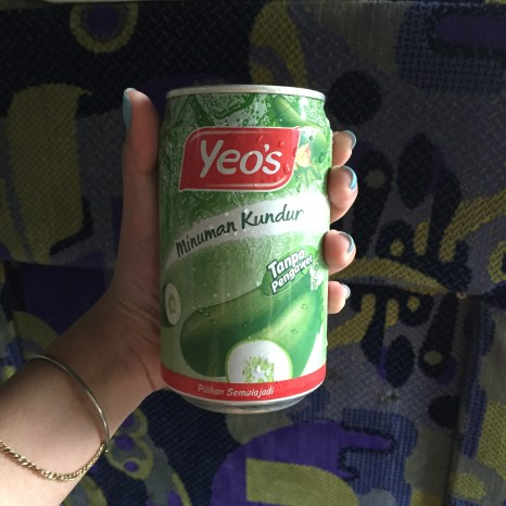 My favorite drink when I was in Cambodia. It's been 2 years since then!