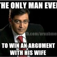 Dinner Date with Arnab Goswami