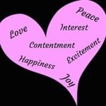 Positive feelings
