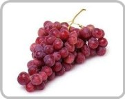 Superfood Red Grapes