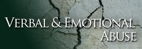 Verbal and Emotional Abuse