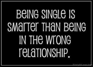 Staying in the Wrong Relationship for the Wrong Reasons