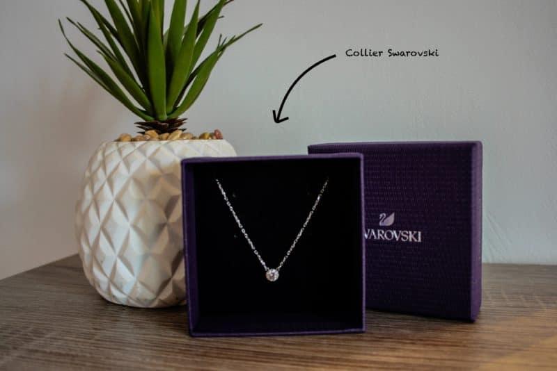 cadeaux noël Swarovski