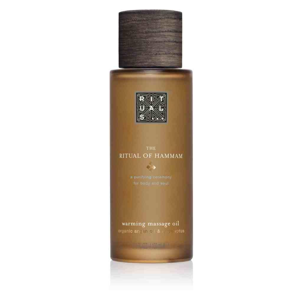 huile massage eucalyptus hammam rituals