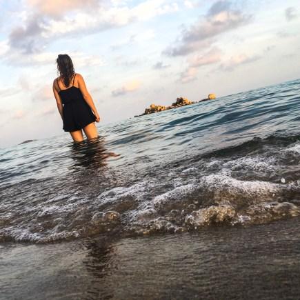 plage Corse tamaricciu