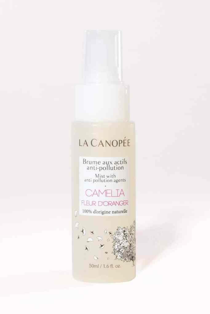 brume camélia fleur d'oranger la canopée