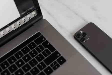 MacBook Pro Iphone
