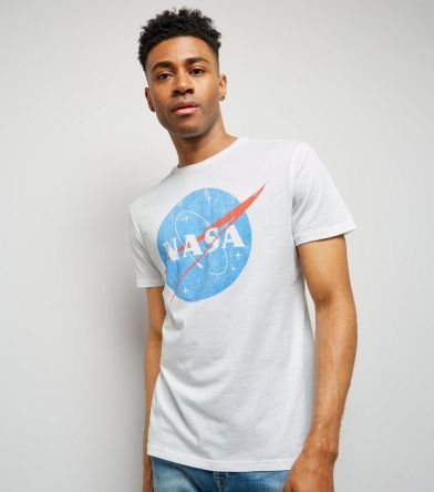 T-shirt Nasa New Look | happinesscoco.com