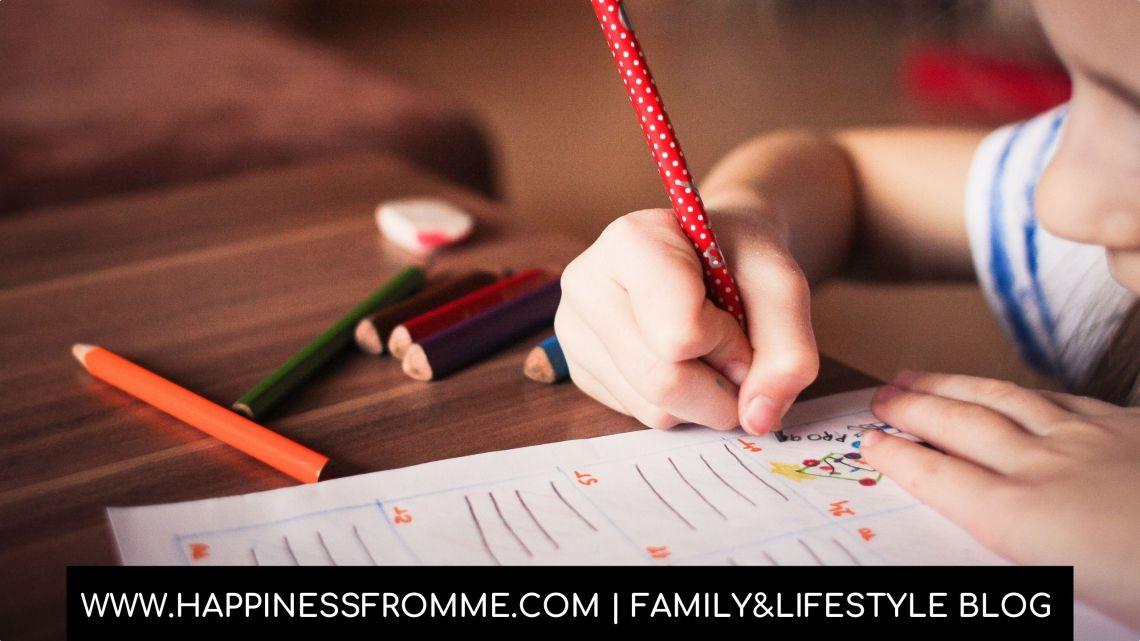 Tips om je kind te helpen bij het leren schrijven.