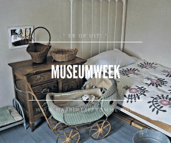 || Museumweek || Leuke musea tips!