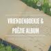 Vriendenboekjes en een poëzie album