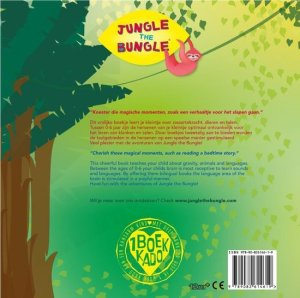 Jungle the Bungle Achterkant