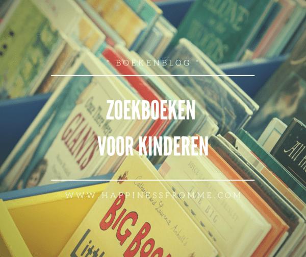   Boekenblog #5    Zoekboeken