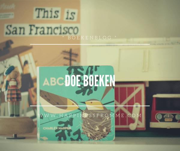 || Boekenblog #7 || Doeboeken