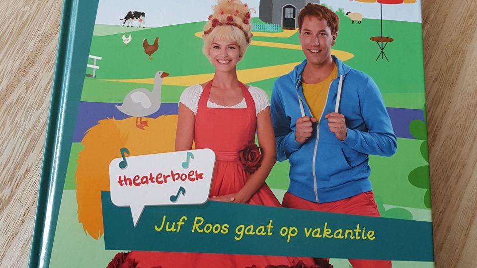 Juf Roos gaat op vakantie