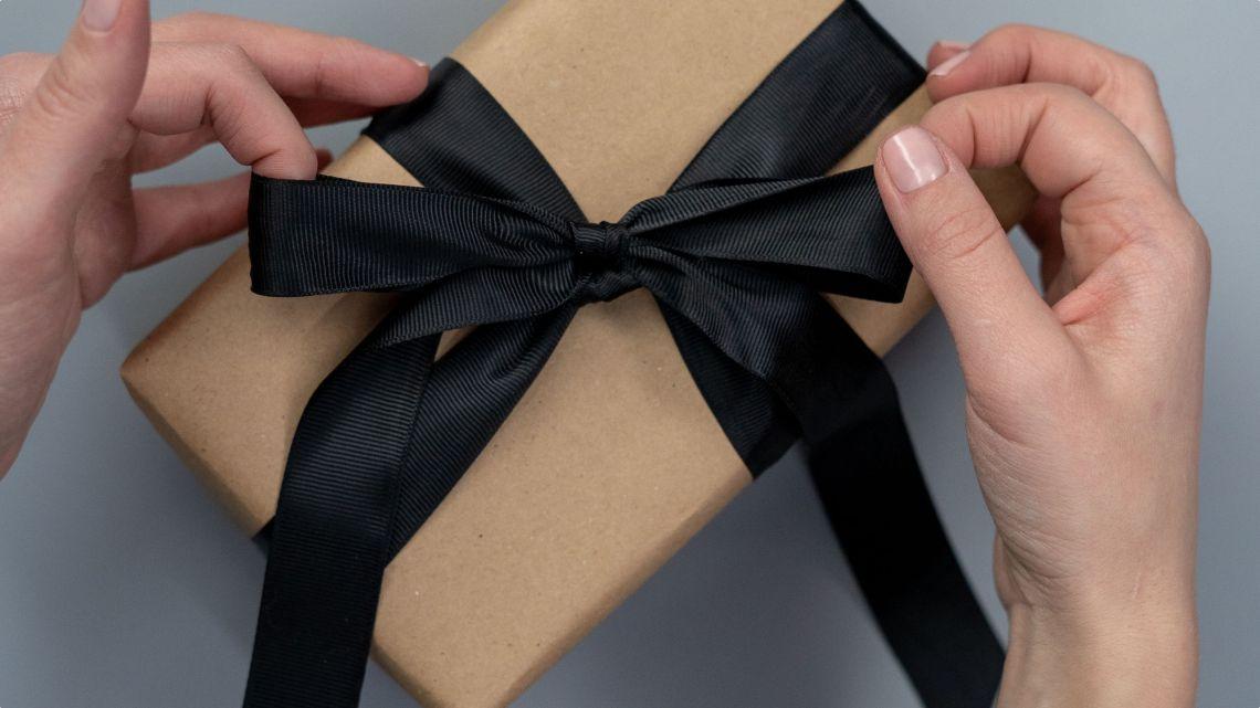 cadeau voor een man