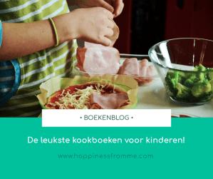 || Boekenblog || Kookboeken voor kinderen