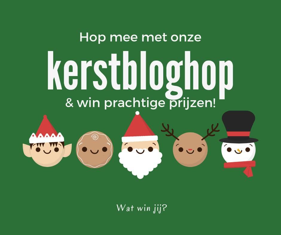 Kerst Bloghop 2018! [+Win!]