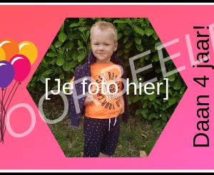Bellenblaas Wikkel [Persoonlijk] Roze