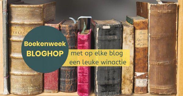 Boekenweek Bloghop 2020! [+Win!] [Gesloten!]