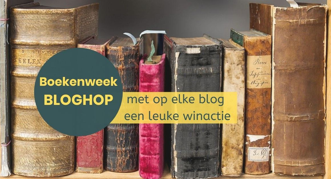 Bloghop Boekenweek 2020