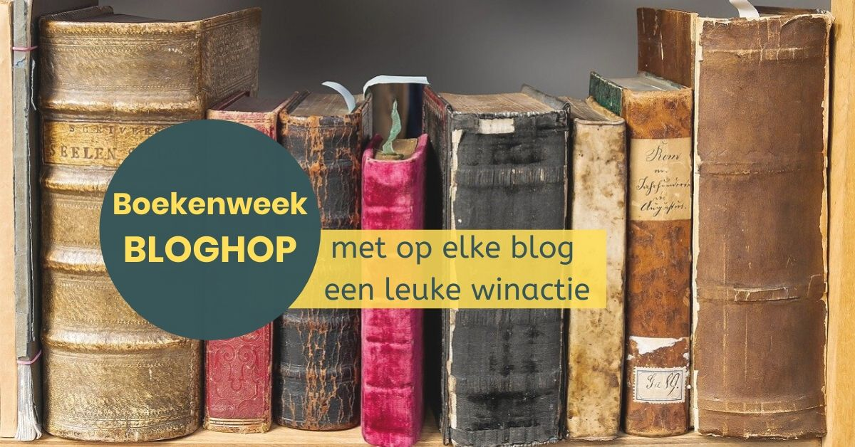 Bloghop Boekenweek 2020