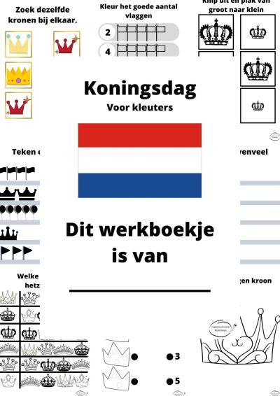 Werkboek Koningsdag
