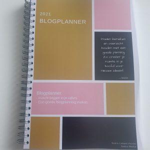 Blogplanner 2021