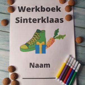 Sinterklaas Werkboek