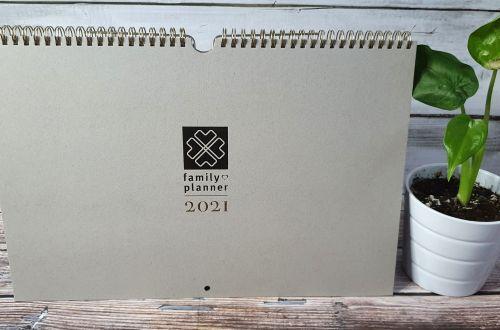 Purpuz Family Planner 2021