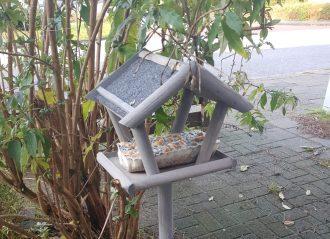 Vogeltaart maken