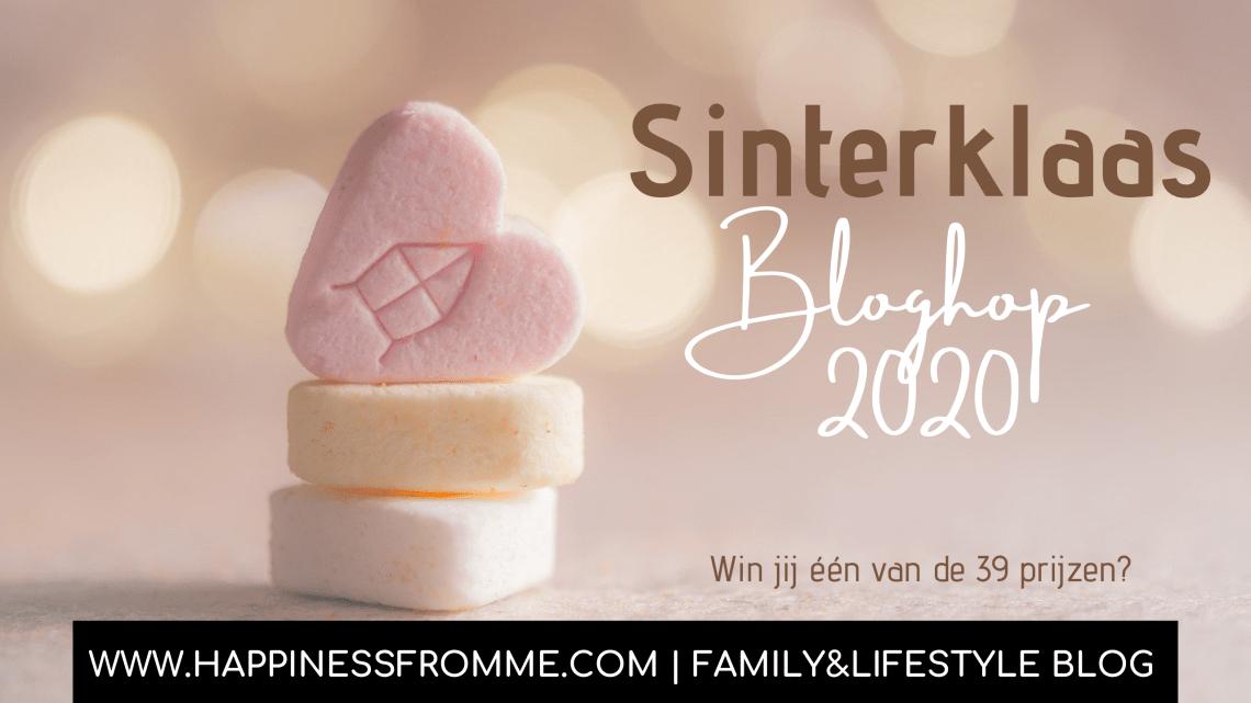 Sinterklaas bloghop 2020