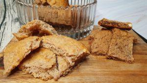 Frambozen-Limoen & Chocolade-Pinda koekjes