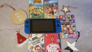 Nintendo Switch spelletjes