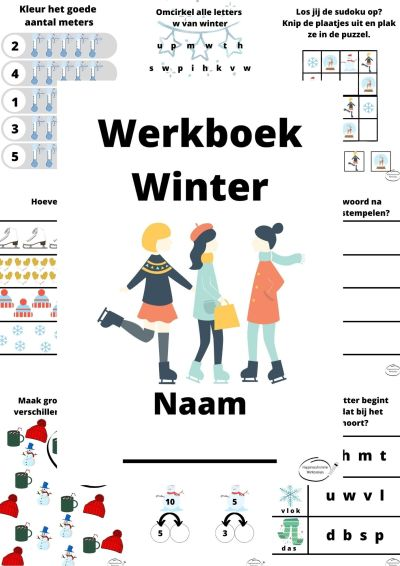 Werkboek Winter