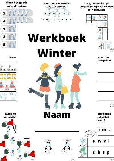 Werkboek Winter