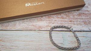 Zilveren dames armband van Mostert Juweliers