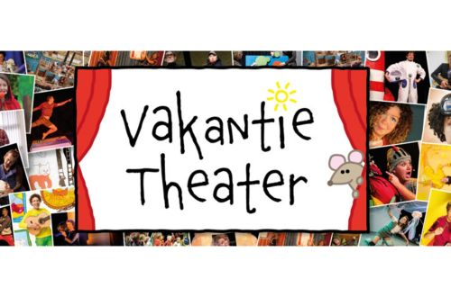 Vakantietheater, online theatervoorstellingen tijdens de voorjaarsvakantie!