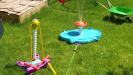 speelgoed met water voor kinderen