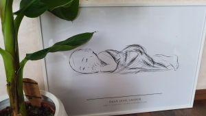Geboorteposter